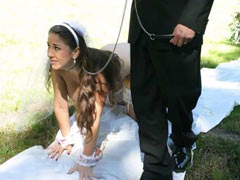 BDSM wedding
